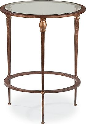 Stiletto Accent Table