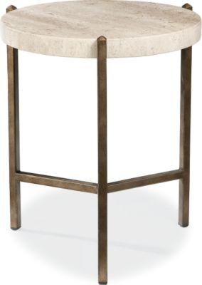 Round Accent Table Living Room Furniture Thomasville Furniture
