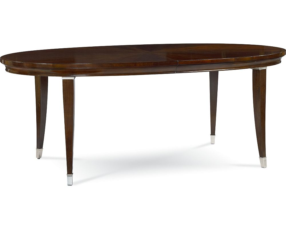 Oval Dining Table Thomasville Furniture - Oval dinner table
