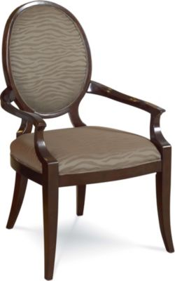 Spellbound Upholstered Arm Chair