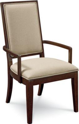 lantau upholstered arm chair