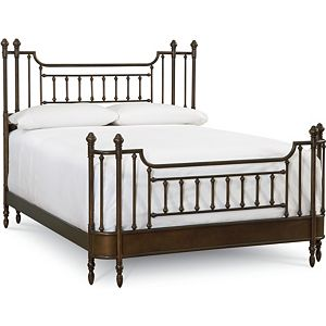 American Anthem Metal Bed (King)