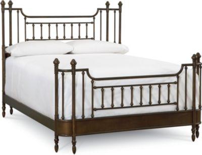 american anthem metal bed king - Thomasville Bedroom Furniture