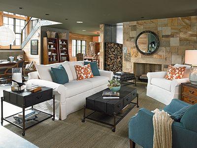 Thomasville Living Room Sets