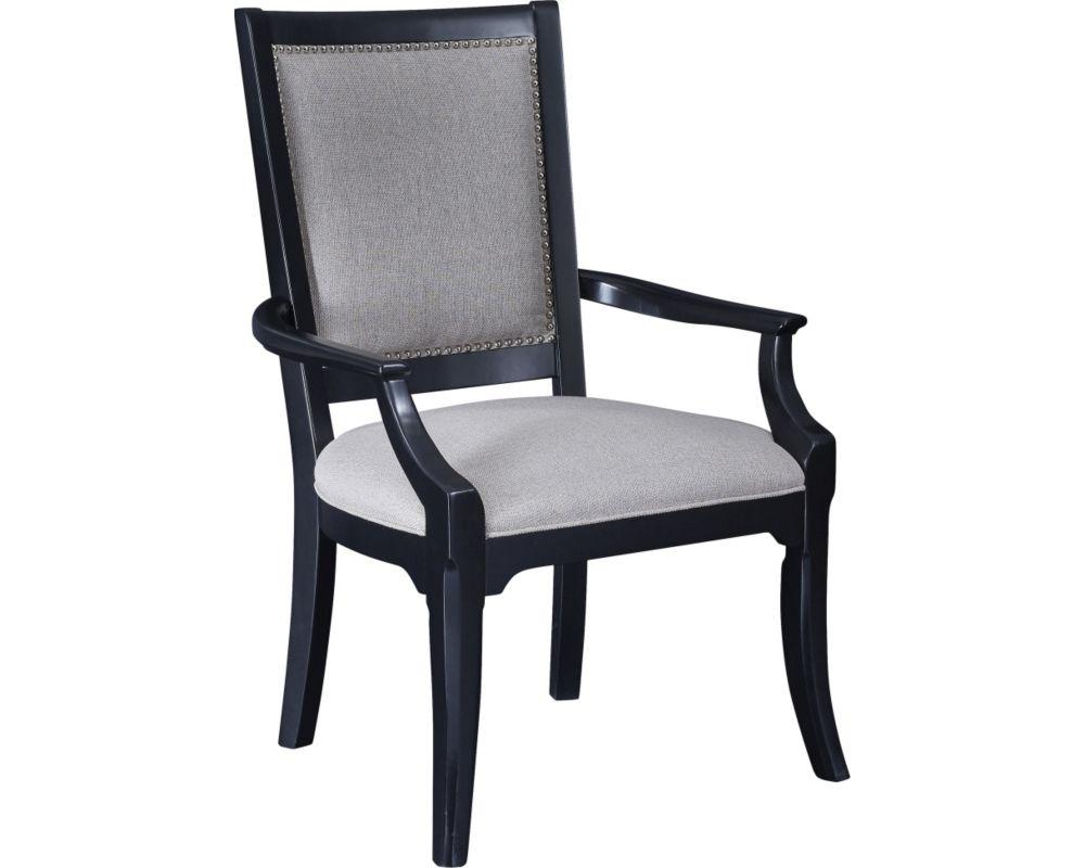 Manuscript Arm Chair