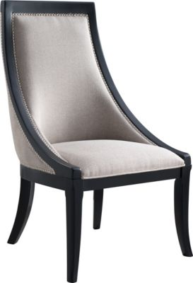 Manuscript Upholstered Side Chair