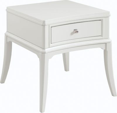 Manuscript Drawer End Table