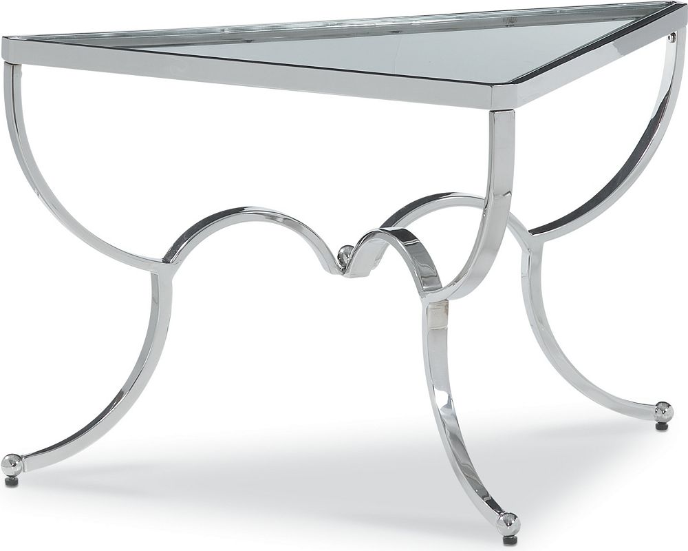 Chromatics Triangular Cocktail Table