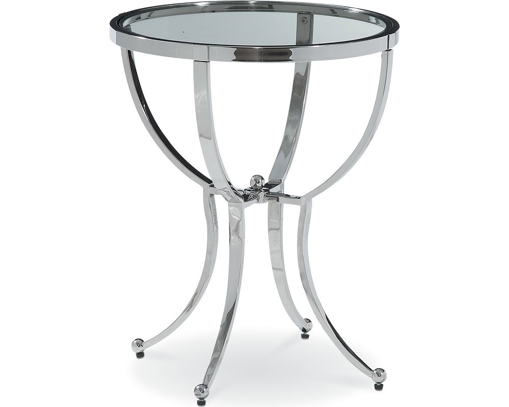 Chromatics Round Accent Table