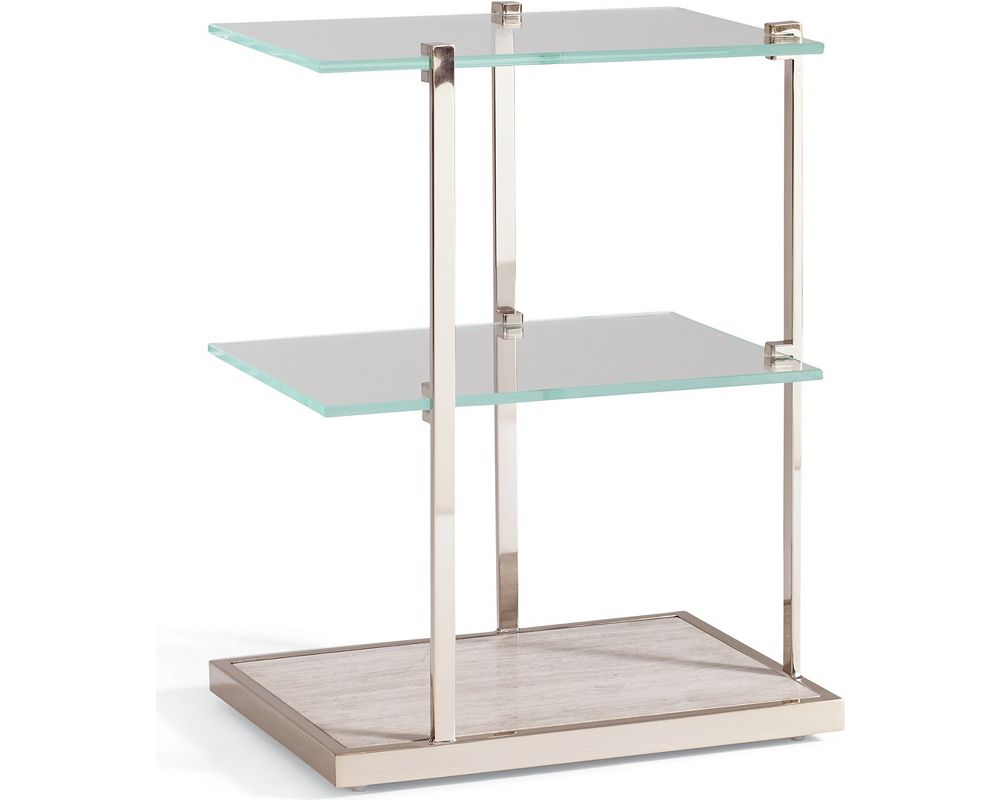 Modernist Accent Table