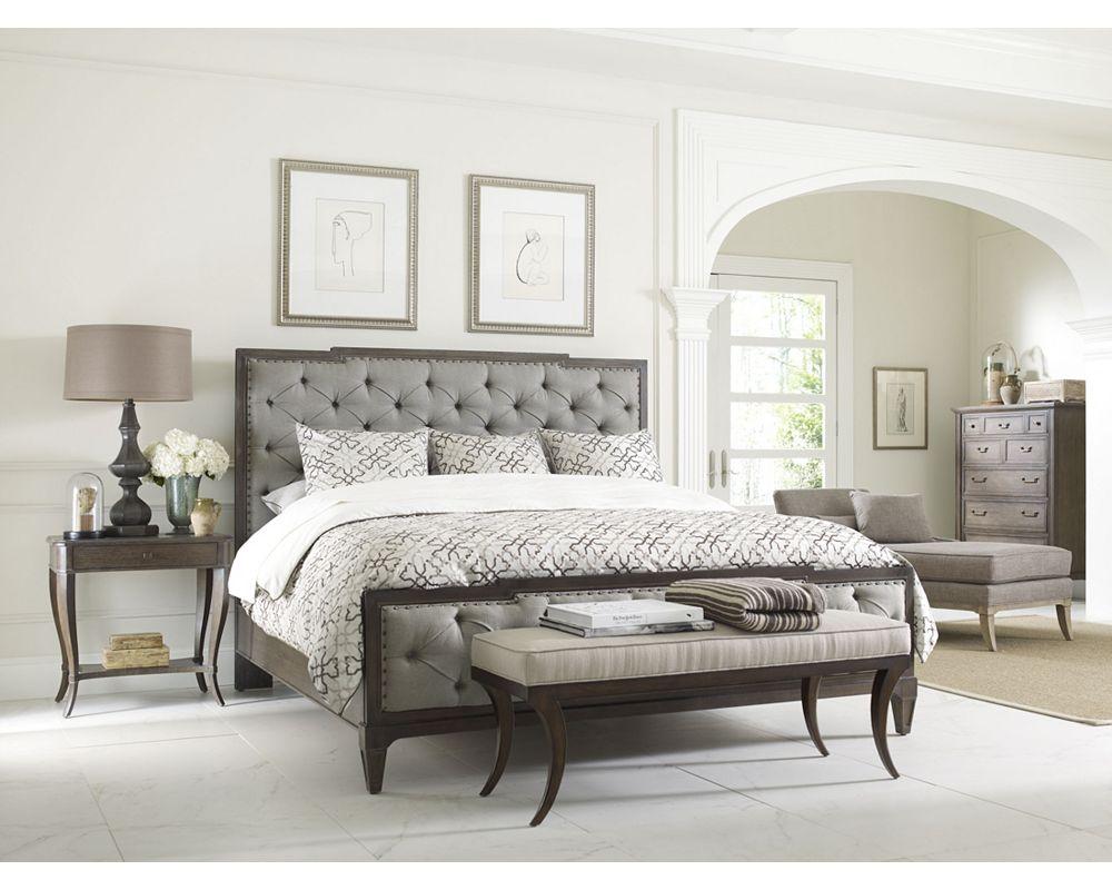Phoebe Bench Tiburon Thomasville Furniture