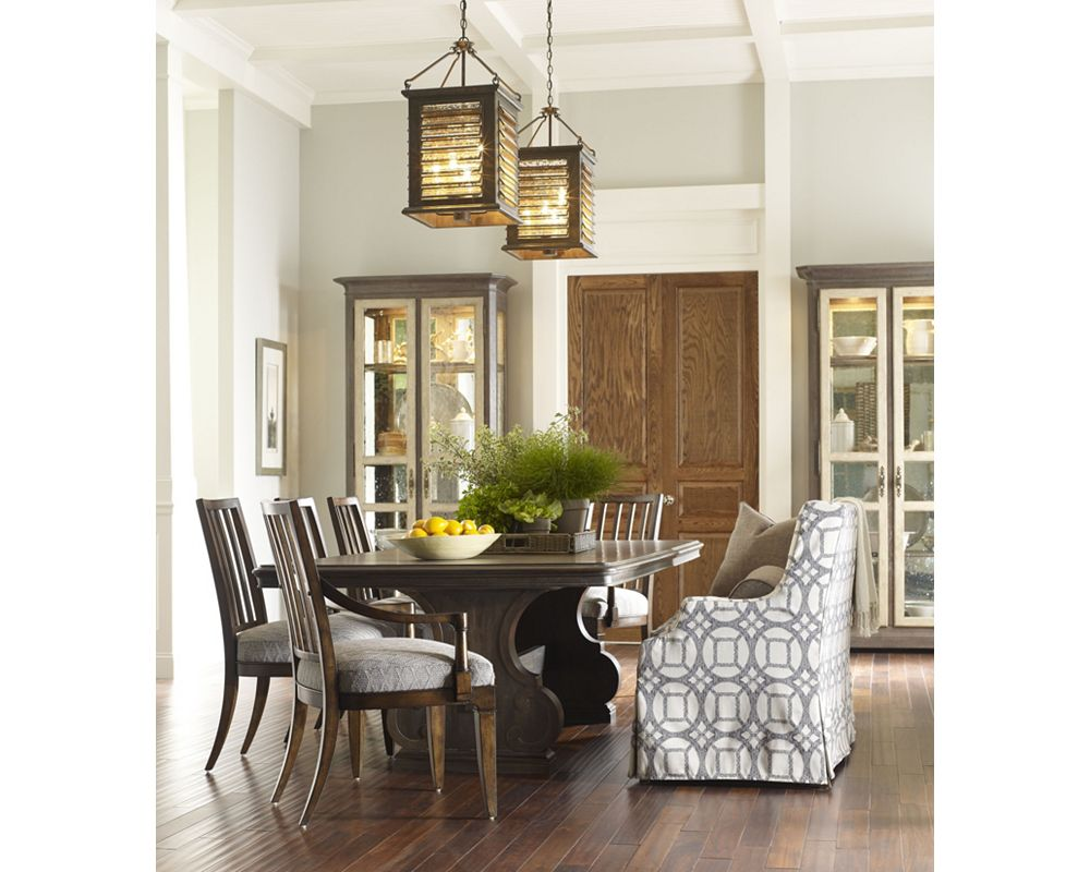 Thomasville Dining Room Chairs Benedict Dining Table Dining Room Furniture Thomasville