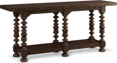 Sussex Flip Top Console Table Tiburon Thomasville Furniture