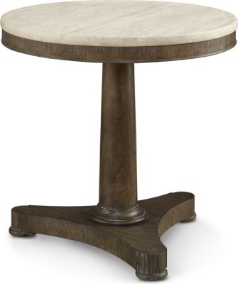 Passeo Side Table Living Room Furniture Thomasville Furniture