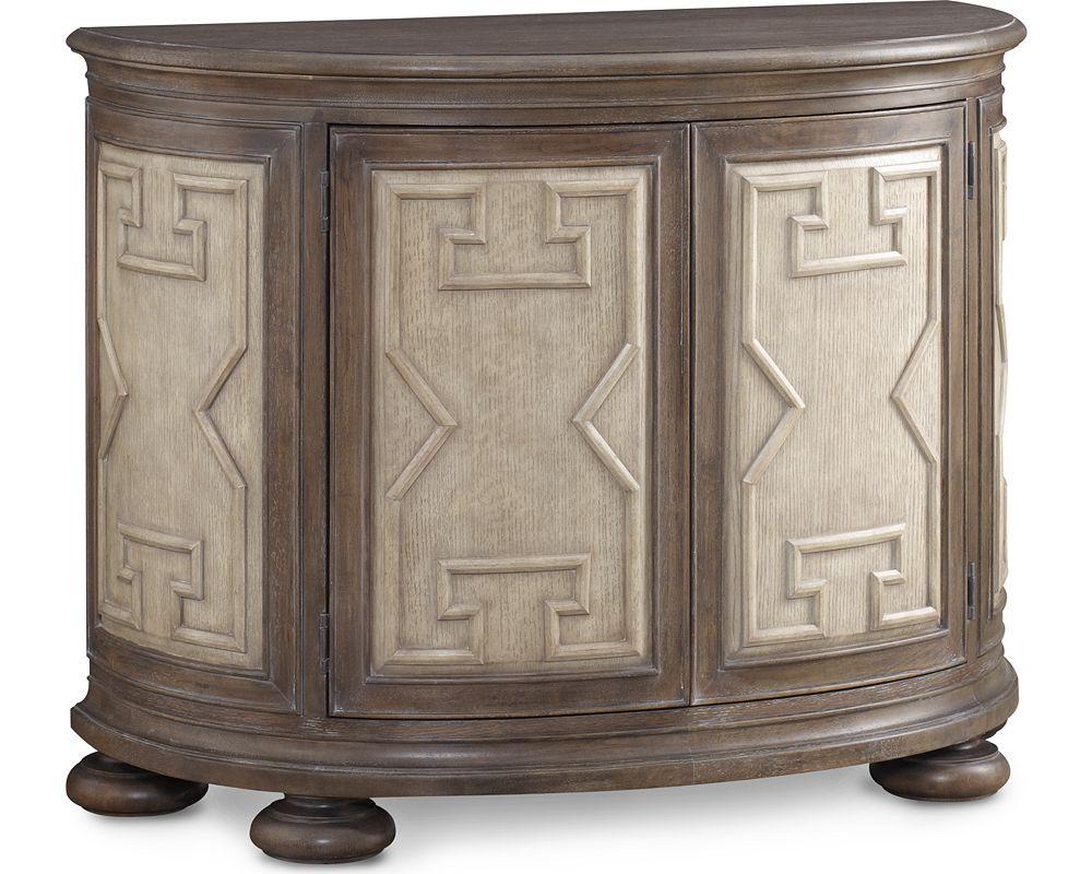 Gaspar Demi Lune Table | Living Room Furniture | Thomasville Furniture