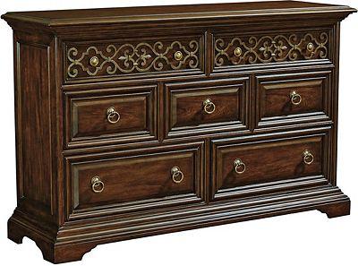 Thomasville Bedroom Furniture 1980s classic wooden bedroom dressers | thomasville furniture