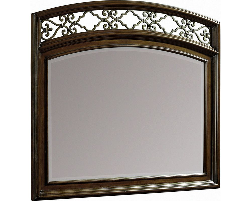 Ernest Hemingway® Mirada Mirror (Maduro)