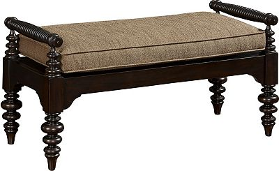 Ernest Hemingway174 Mrs Hemingways Bed Bench Espresso  : 84418906191008S14opsharpen1amphei800ampwid1000 from www.thomasville.com size 1000 x 800 jpeg 110kB