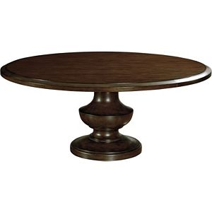 "Ernest Hemingway® Ernesto's Round Dining Table Top (72"") (Maduro)"