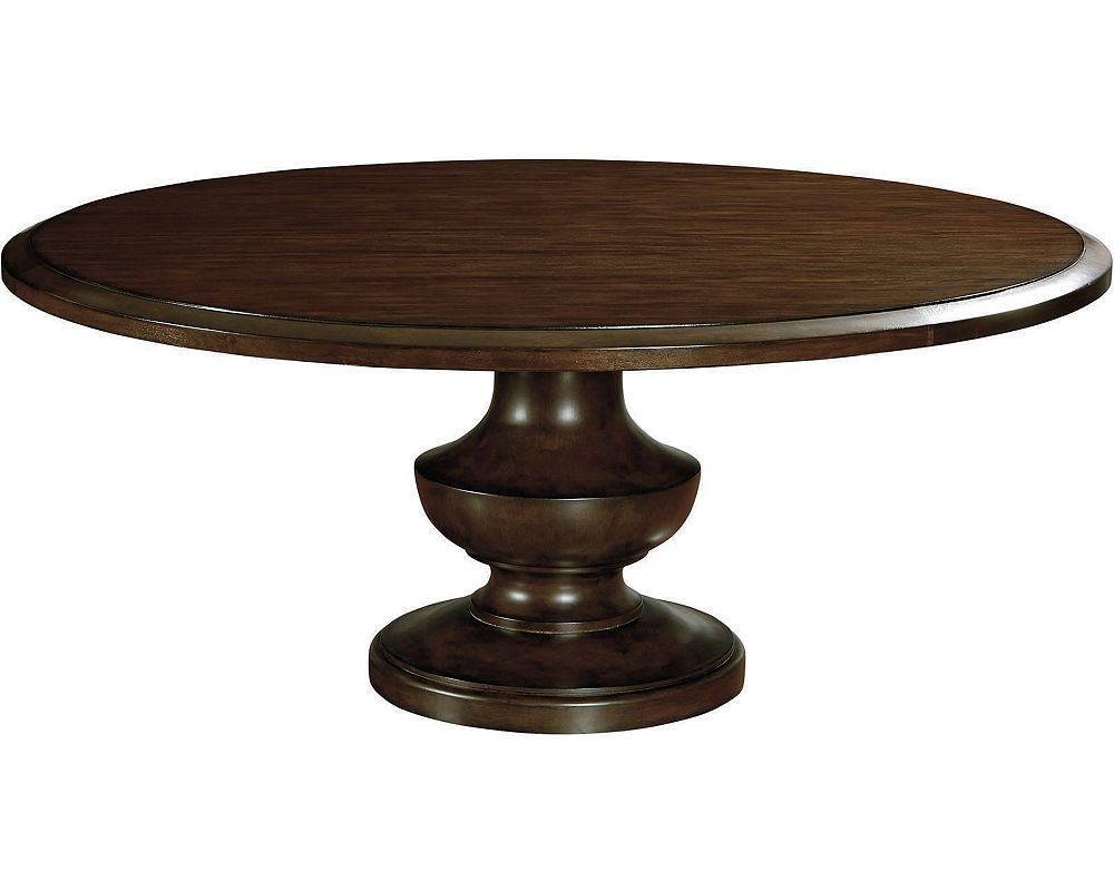 Round dining table top 72 dining room furniture for Circular dining table
