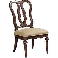 Ernest Hemingway® Almandares Side Chair (Maduro)