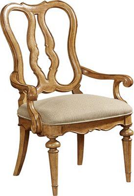 Ernest Hemingway® Almandares Arm Chair (Chamois)