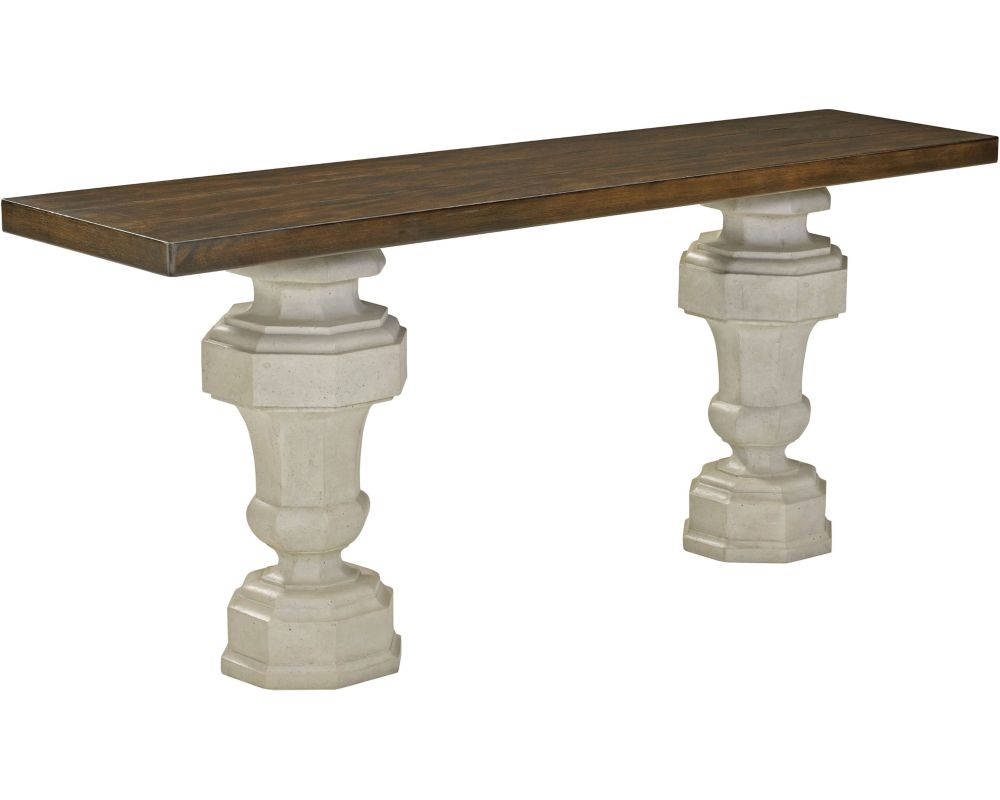Ernest Hemingway® Final Draft Console Table (Maduro)