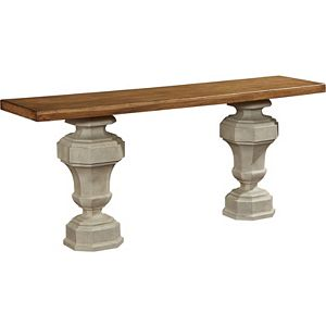 Ernest Hemingway® Final Draft Console Table (Chamois)
