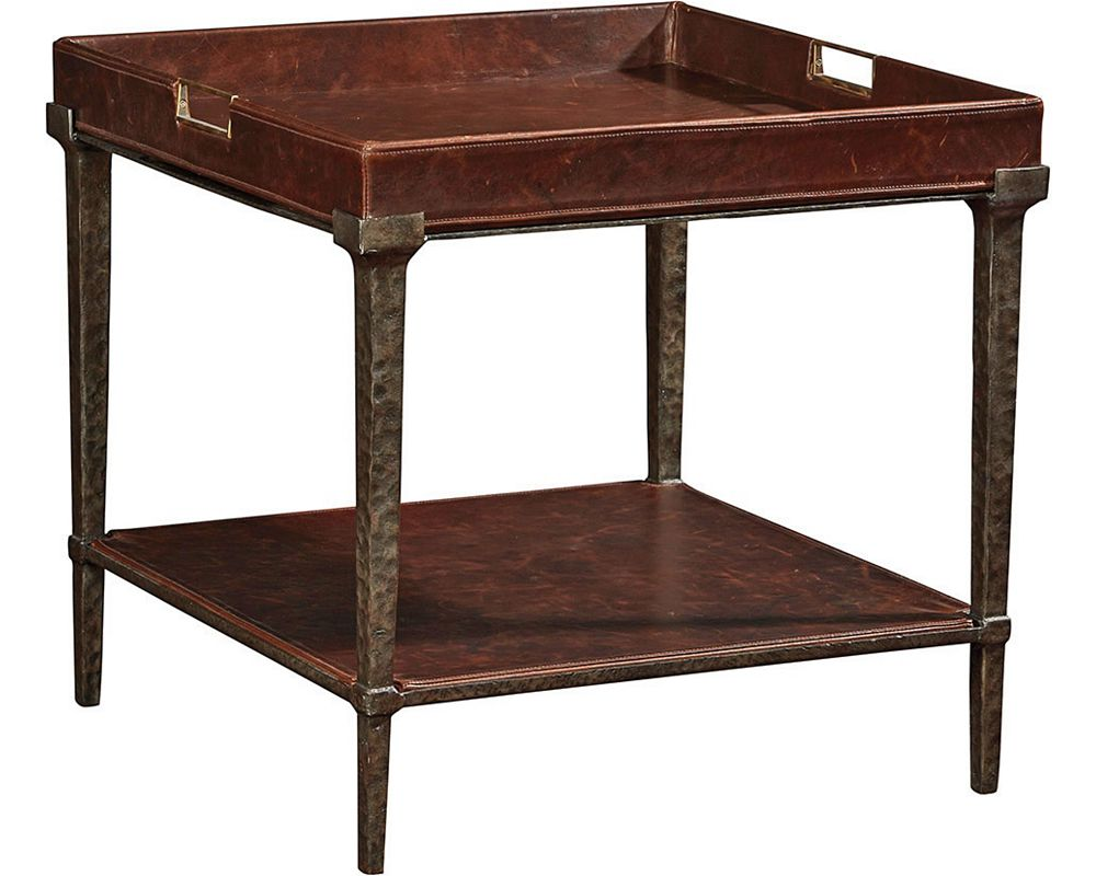 Rectangular cocktail table ernest hemingway first edition side table
