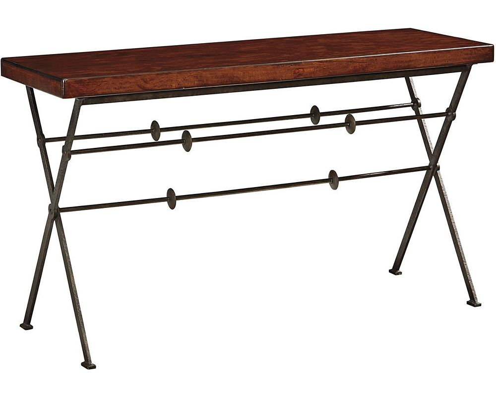 Ernest hemingway prologue console table thomasville furniture ernest hemingway prologue console table geotapseo Gallery