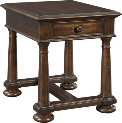 Drawer End Table Thomasville Furniture