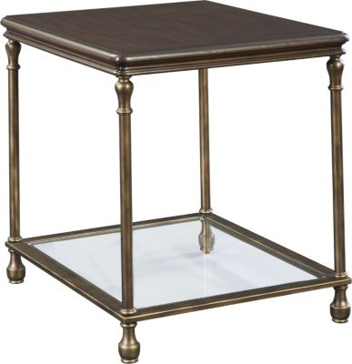 Metal Accent End Table Thomasville Furniture