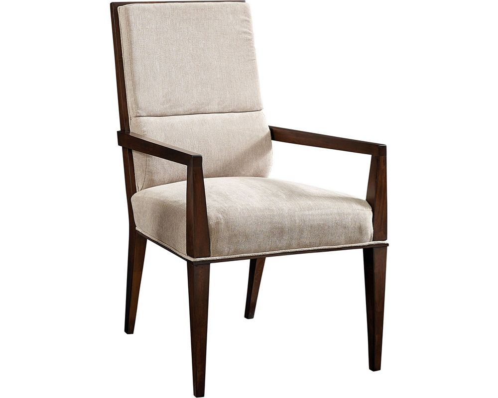 Jayson Upholstered Arm Chair