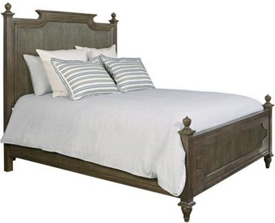 Scandia Kristiania Panel Headboard