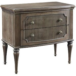 Scandia Kristiania Night Stand (Chanterelle)