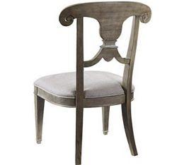 Scandia Tivoli Side Chair (Chanterelle)