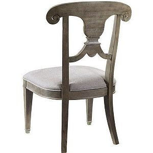 Scandia Tivoli Side Chair (Chanterelle)
