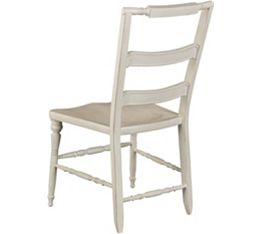 Scandia Lily's Side Chair (Aged Linen)
