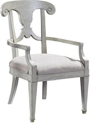Scandia Tivoli Arm Chair (Gris)