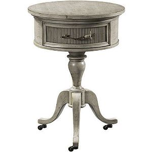 Scandia Lily's Chairside Table (Gris)
