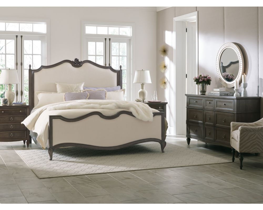 Paris Parisian Upholstered Bed | Thomasville Furniture