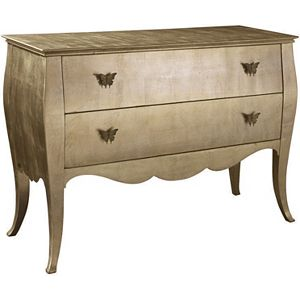 Paris Butterfly Chest