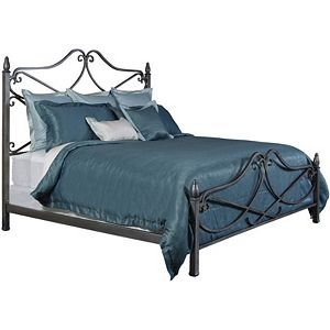 Paris Etienne Iron Bed