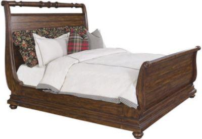 britain abby lane sleigh bed