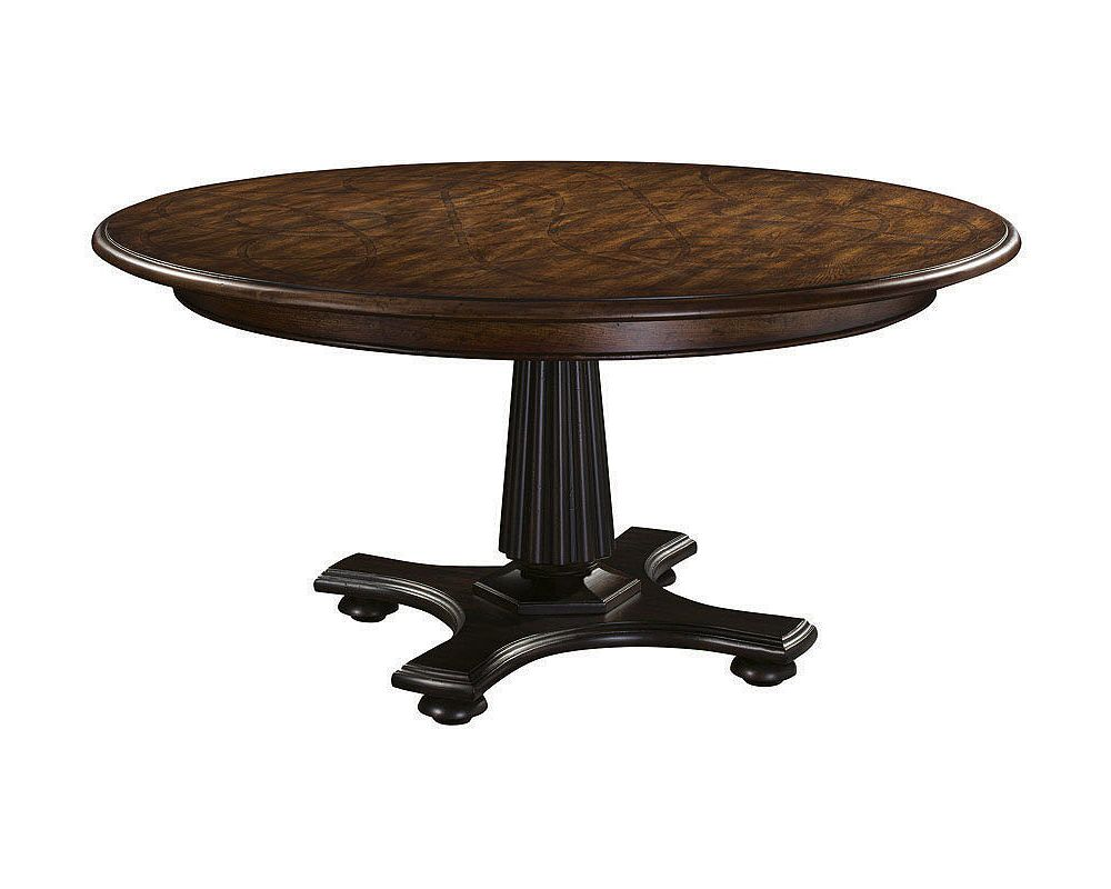 Wooden Round Kitchen Table Dining Tables Wood Dining Tables Thomasville Furniture
