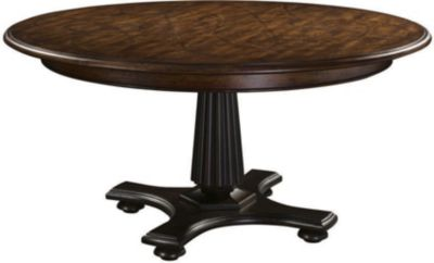 Britain Round Celtic Dining Table