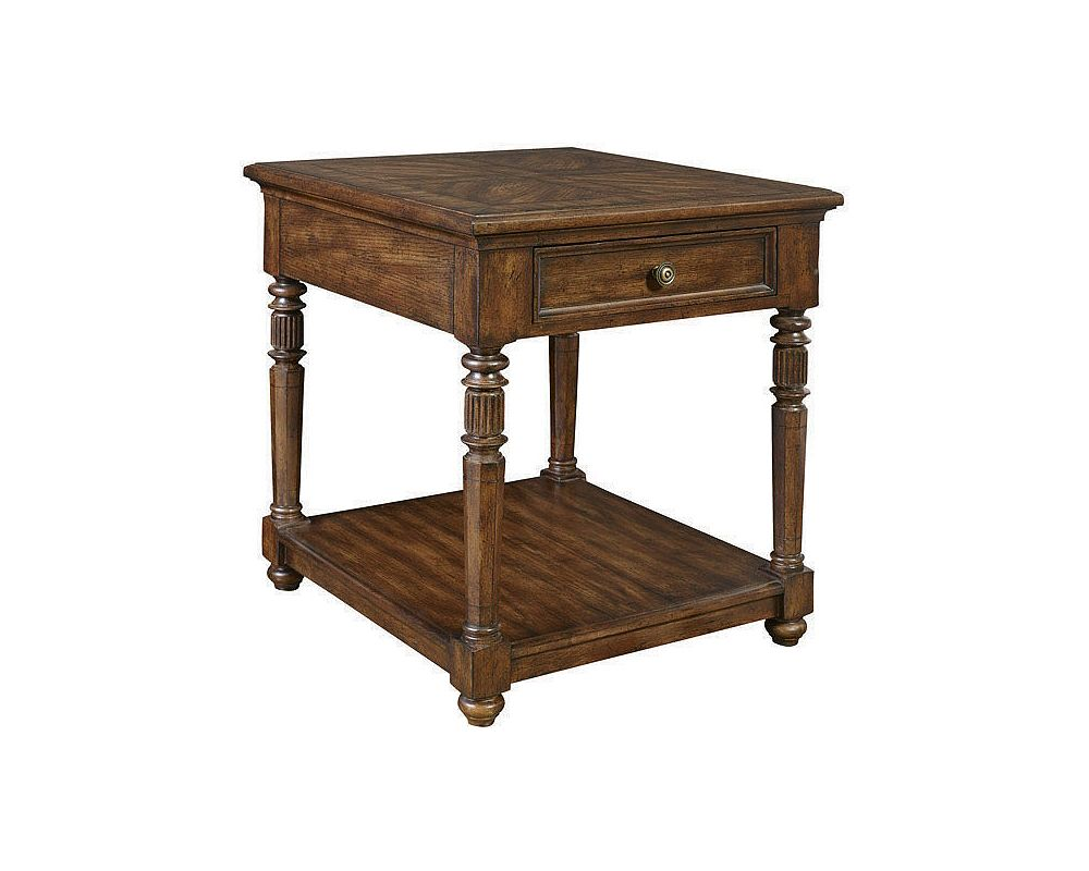 Britain Shilling End Table