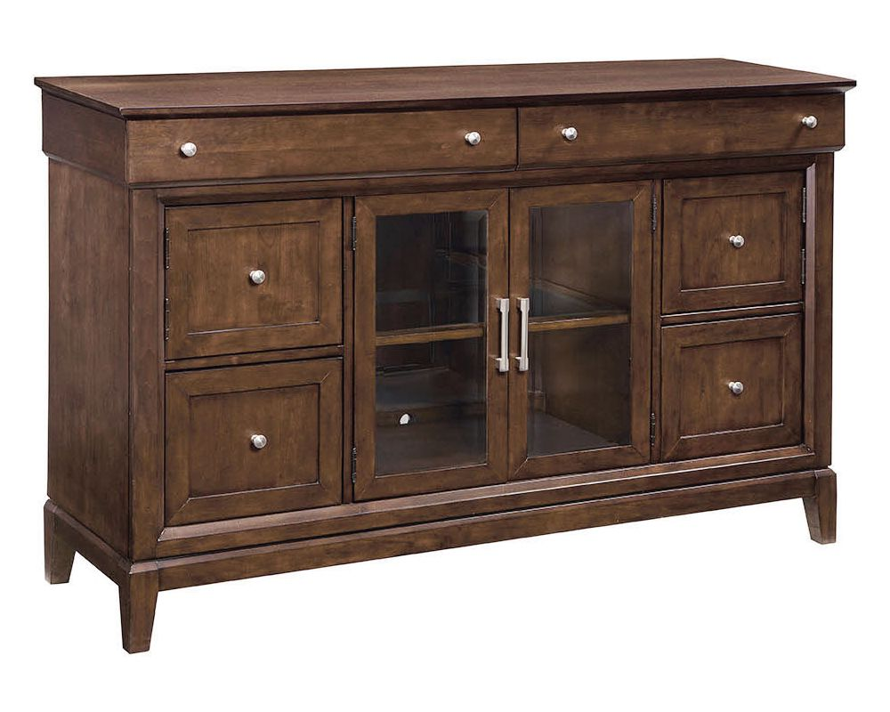 Wood Buffet Tables Cabinets