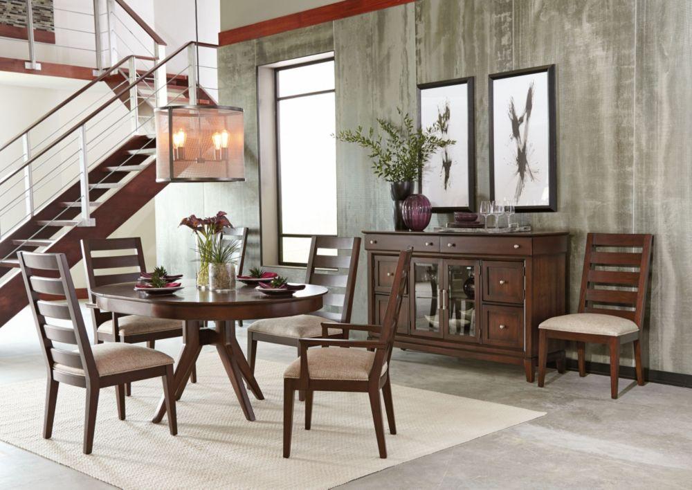 studio 1904 round table thomasville furniture