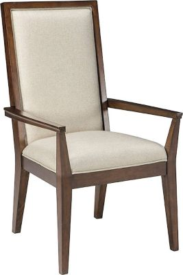 Exceptional Studio 1904 Upholstered Arm Chair